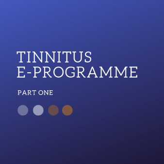 Tinnitus E-Programme Part One